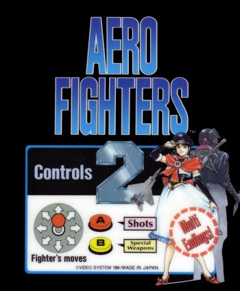 Mini-Marquee Aero Fighters 2