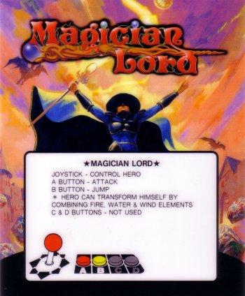 Mini-Marquee Magician Lord