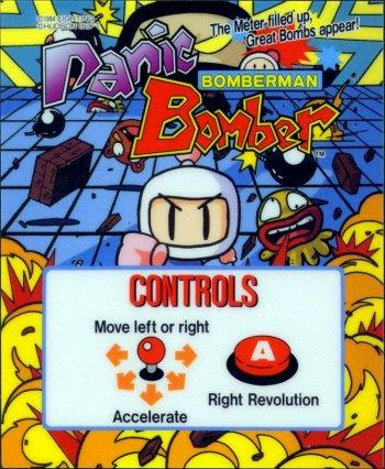 Mini-Marquee Panic Bomber