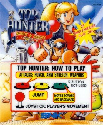 Mini-Marquee Top Hunter