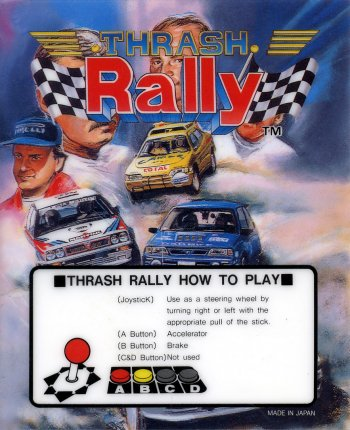 Mini-Marquee Thrash Rally