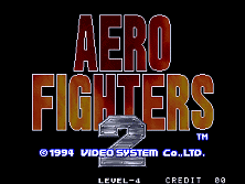 PCB Aero Fighters 2