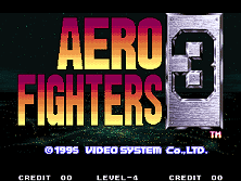 PCB Aero Fighters 3