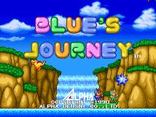 PCB Blue's Journey