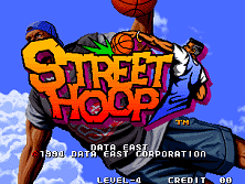 PCB Street Hoop / Street Slam