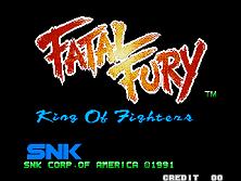 PCB Fatal Fury