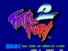 PCB Fatal Fury 2