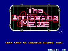 PCB Irritating Maze, The