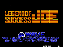 PCB Legend of Success Joe