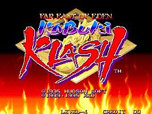 PCB Kabuki Klash (Far East of Eden: Kabuki Klash)