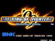 PCB King of Fighters '99