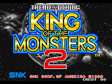 PCB King of the Monsters 2