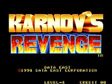 PCB Karnov's Revenge