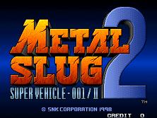 PCB Metal Slug 2