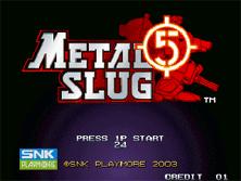 PCB Metal Slug 5