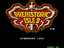 PCB Prehistoric Isle 2
