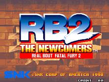 PCB Real Bout Fatal Fury 2