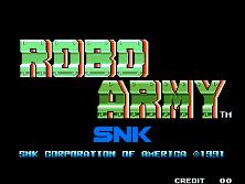PCB Robo Army
