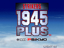 PCB Strikers 1945 Plus