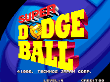 PCB Super Dodge Ball