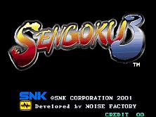 PCB Sengoku 3