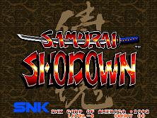 PCB Samurai Shodown