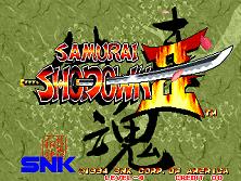 PCB Samurai Shodown 2
