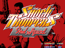 PCB Shock Troopers 2nd Squad