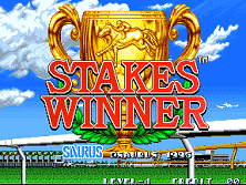 PCB Stakes Winner