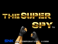 PCB The Super Spy