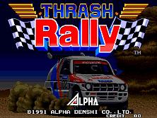 PCB Thrash Rally