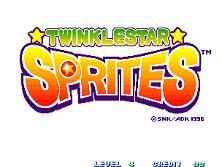 PCB Twinkle Star Sprites