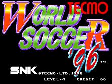PCB Tecmo World Soccer '96