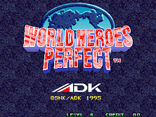 PCB World Heroes Perfect