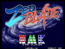 PCB Zed Blade